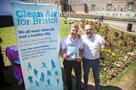 Clean Air Promo 2s CB Bristol Design 2018