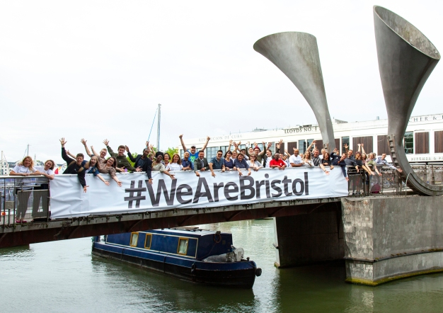 WeAreBristol Launch 3 - CB Bristol Design 2019